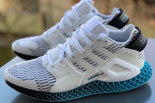 Adidas Brand New 4D Shoes Adidas ZX 4D