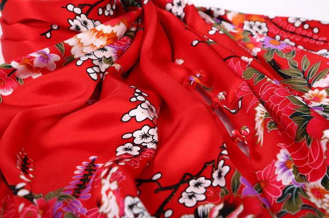 中国轻纺城:春夏针织面料局部发货小增