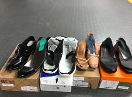 12批次线上销售鞋子不合格,GAP、新百丽、迪卡侬等被点名
