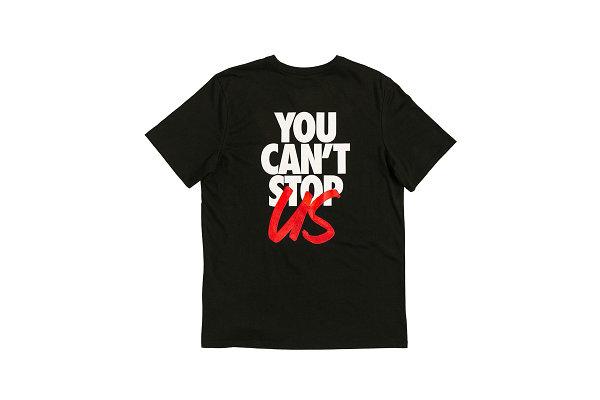 """日潮 Sacai x 耐克聯名""""You Can't Stop Us""""系列"""