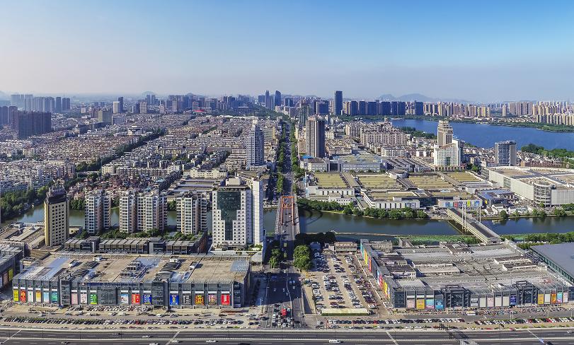 绍兴市又添一国家级开放平台,中国轻纺城成功获批国家市场采购贸易方式试点