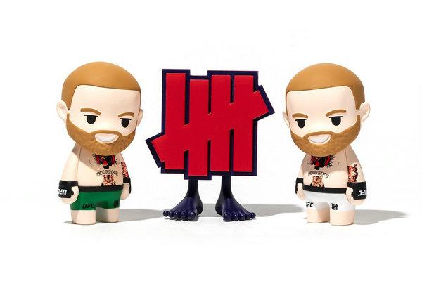 UNDEFEATED x KOKIES 全新聯名「Conor McGregor」限量公仔釋出