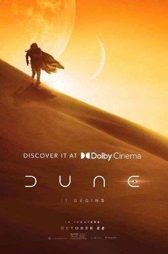 影評丨《沙丘》:太空史詩的神秘啟幕
