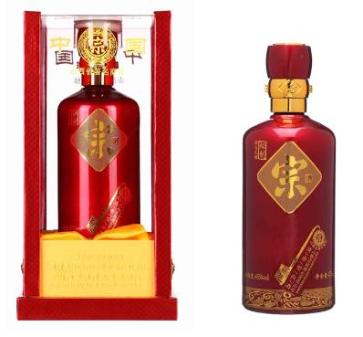 整箱6瓶红瓷宗酒
