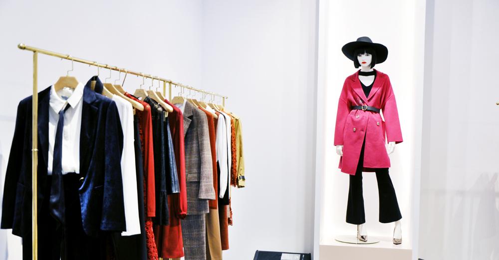 STeve vivian品牌2017宁波服装节展厅