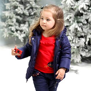 1001夜童裝丨今年冬天讓寶貝溫暖時尚可兼得