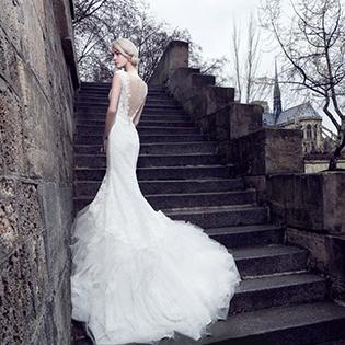 娜莎诺婚纱:深圳婚纱浪漫主义元素的应用