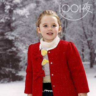 1001夜童装:伊伊的童话世界