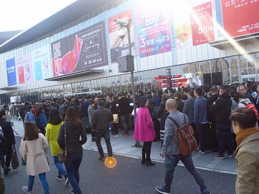 创新未来 启迪无限可能:中国国际服装服饰博览会2017(春季)启幕在即