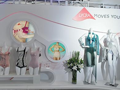 英威达LYCRA(莱卡)亮相SIUF2017 科技与时尚完美结合