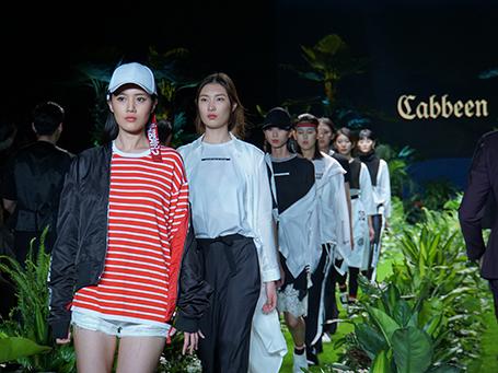 2017石狮国际时装周开幕 时尚石狮产业互联