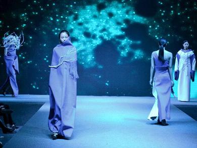 太原理工大学《本色》服装设计13毕业作品汇演