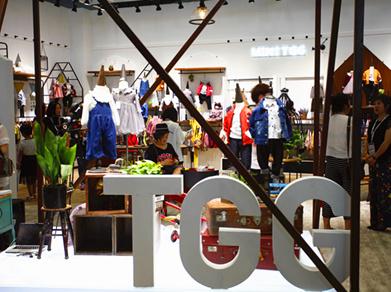 田果果亮相2017CBME 打造时尚新颖品质一流的儿童品牌