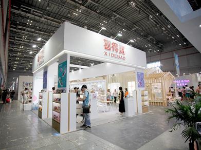 """""""欧洲宝贝""""亮相2017CBME 致力于打造中国童鞋第一品牌"""