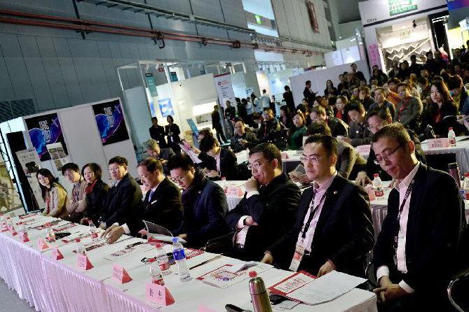 第二十一届宁波国际服装节推介会在上海召开