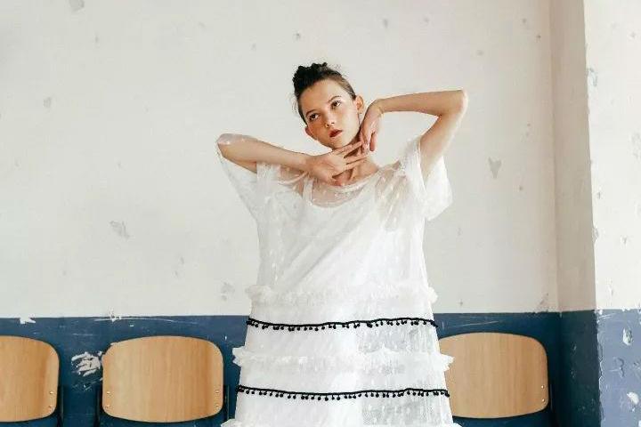 2017宁波国际时装周-中国时尚同盟签约设计师(茶茶/洪煌媚)走进宁波