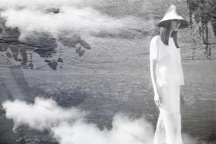 2017宁波国际时装周-中国时尚同盟签约设计师(徐珊/黄海兵)走进宁波