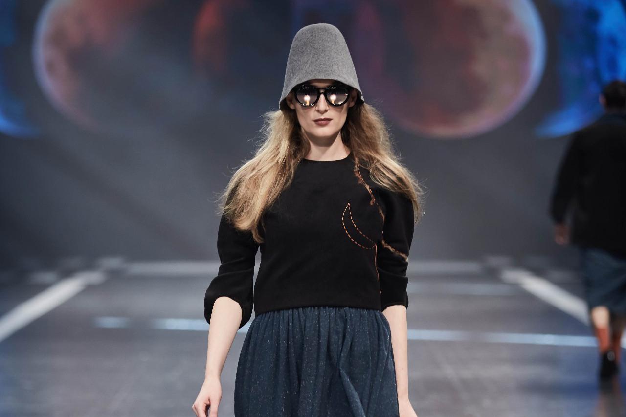 中国时尚同盟签约设计师走进宁波 | 韩东洋/蒋卓君