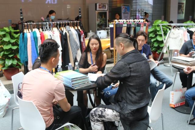 毛织网专场内销服装品牌对接会顺利举行!