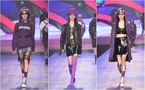 22届国际时装周:世界小姐助力演绎虎门时尚