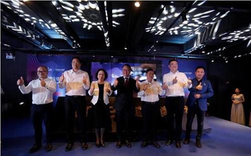 """服装产业新发展 :估值20亿的虎门万科""""服装云""""项目正式启动"""