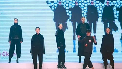 """第十八届""""虎门杯""""国际青年设计(女装)大赛决赛盛大落幕"""