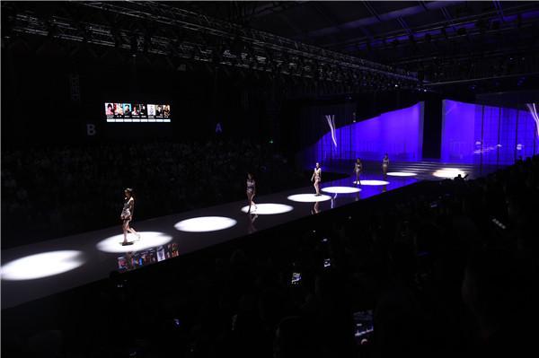 时尚不单一 混合新乐趣——2018'Nicein魅力东方中国国际内衣创意设计大赛总决赛圆满落幕