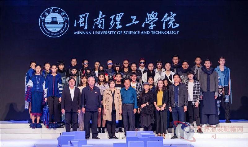 我在现场丨石狮国际时装周闽南理工学院学生优秀作品精彩呈现
