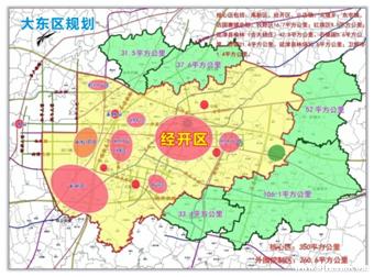 河南新乡经济技术开发区纺织服装产业园介绍
