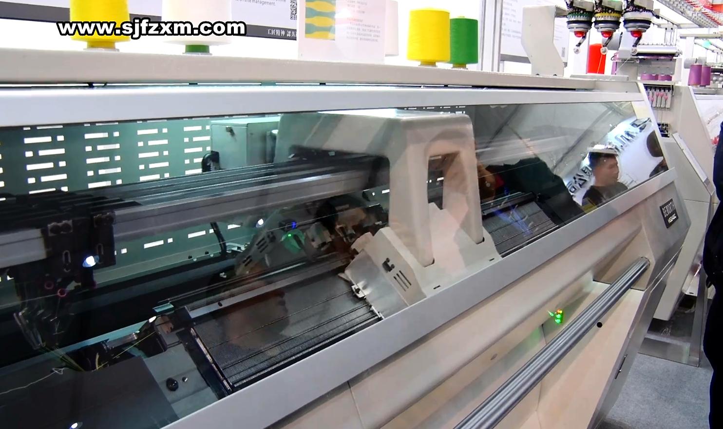 必沃亮相第十七届中国(大朗)国际毛织产品交易会